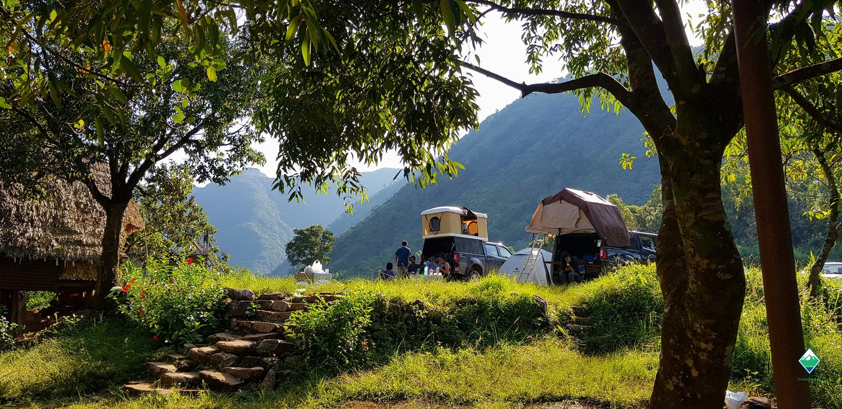 ChaloHoppo to camp in Wahkhen and conquer Mawryngkhang Image