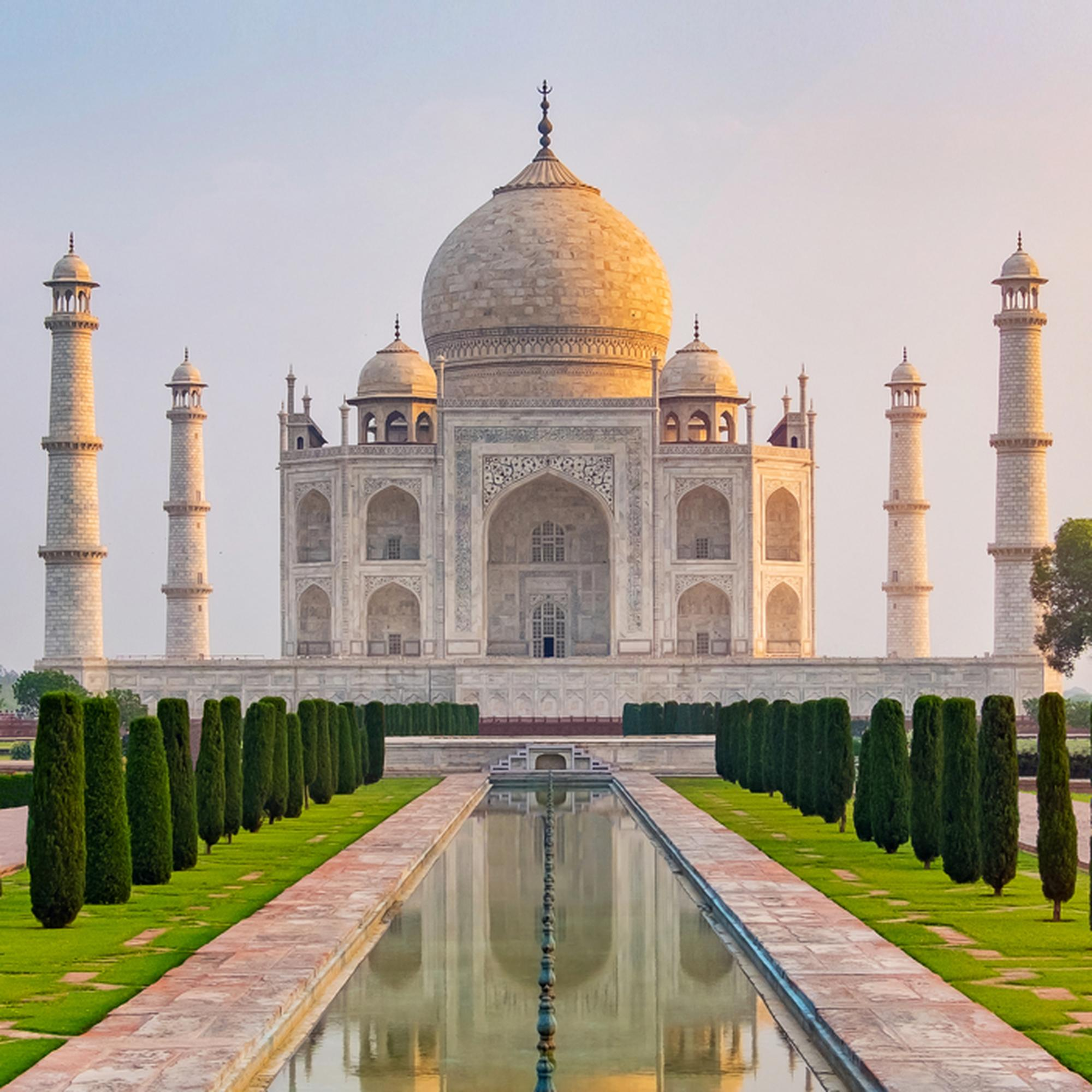 Private Same Day Taj Mahal Tour By Car Image