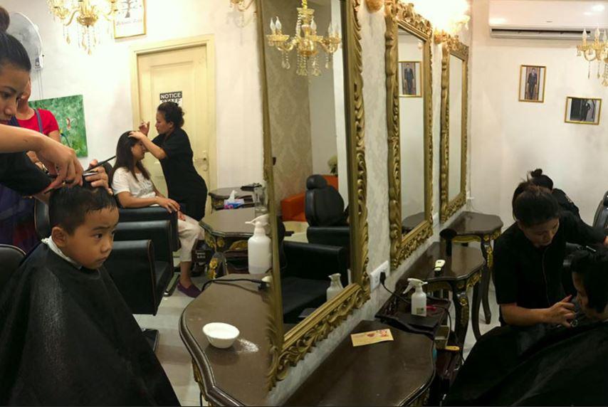 Classy Salon Image