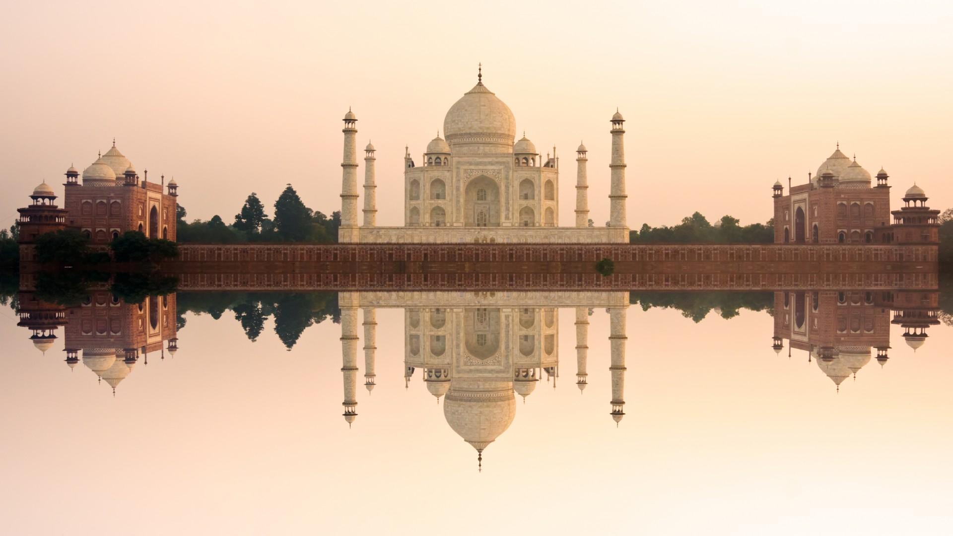 Same Day Taj Mahal Tour By Car Image