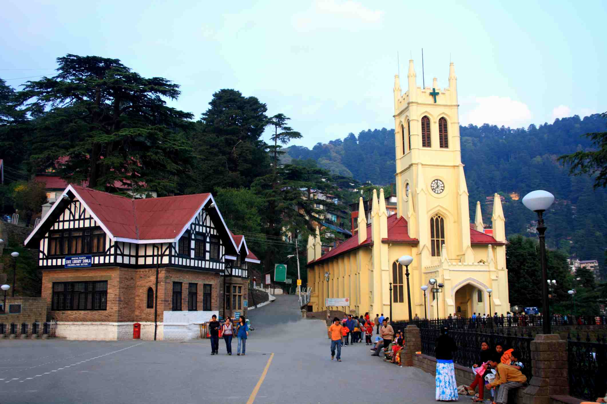 Shimla with Beautiful Kasauli Sunrise and Sunset Tour Image