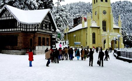 Explore Dalhousie with Manali and Shimla Image