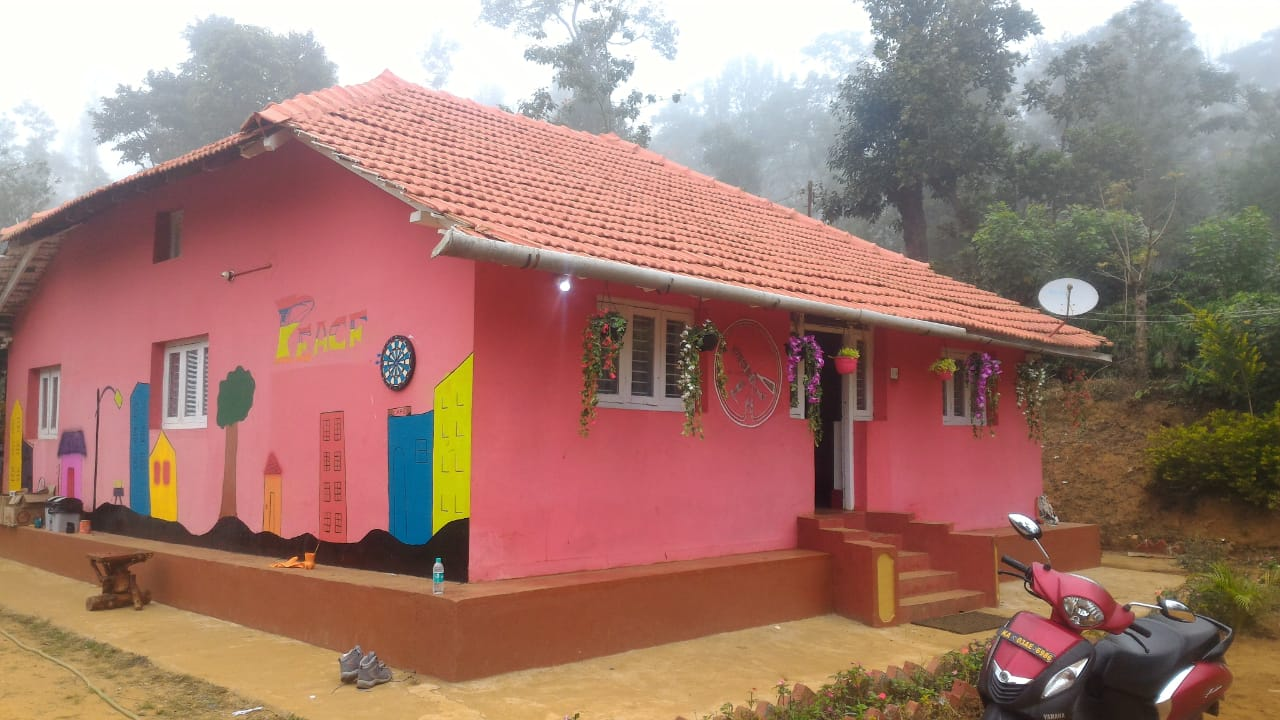 Serra Farm House Image