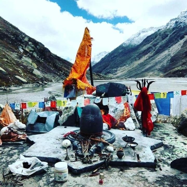 Pin Parvati Pass Trek Image
