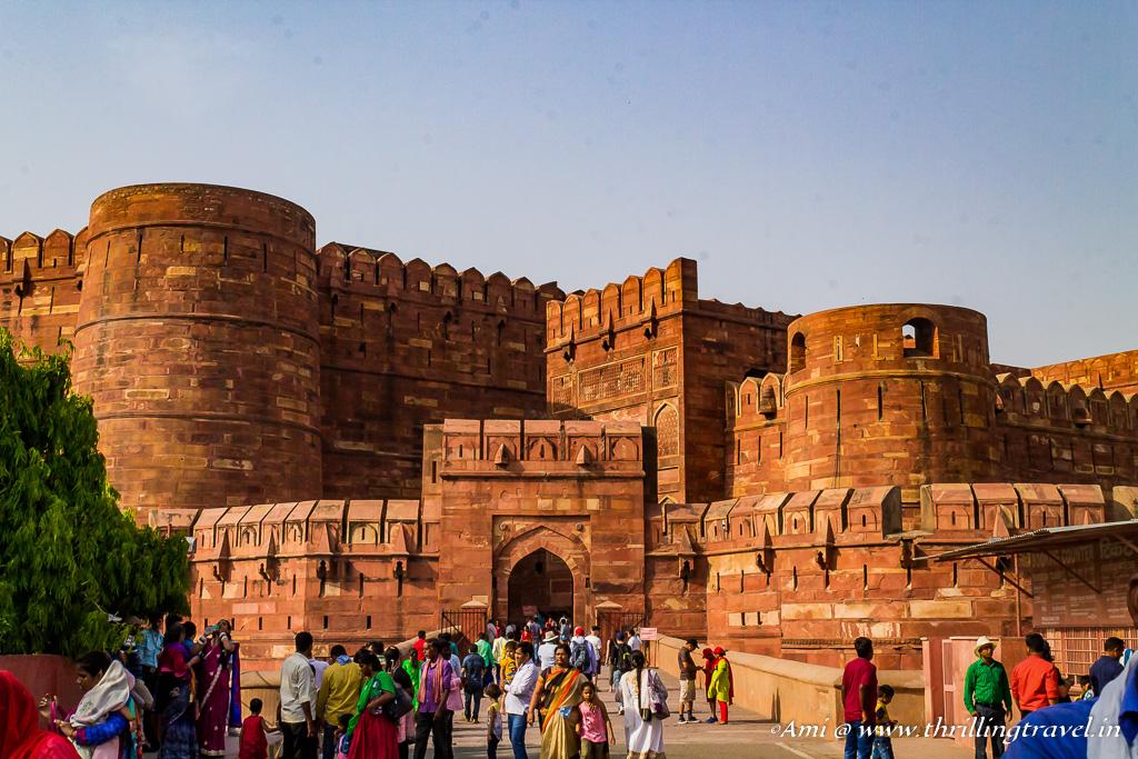 Overnight Agra Tour Image
