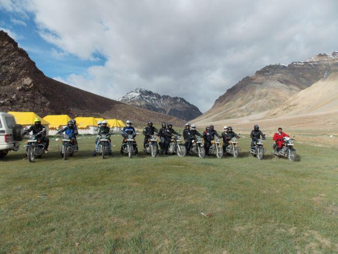 Mesmerizing Ladakh Tour Image