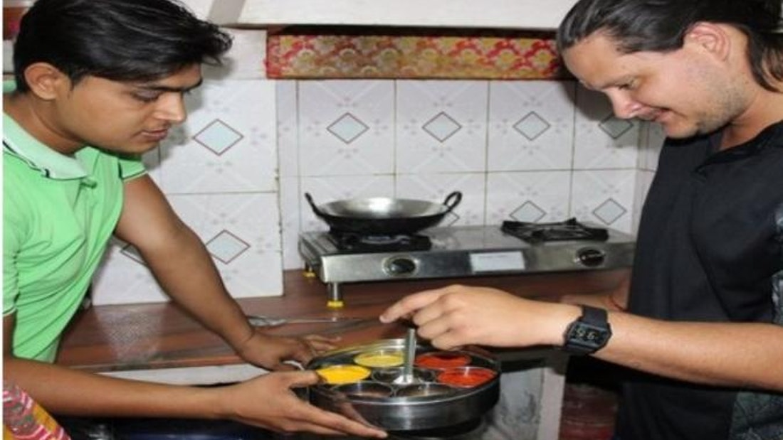 3 Hours Indian Cooking Session At Local Home in Jodhpur Image