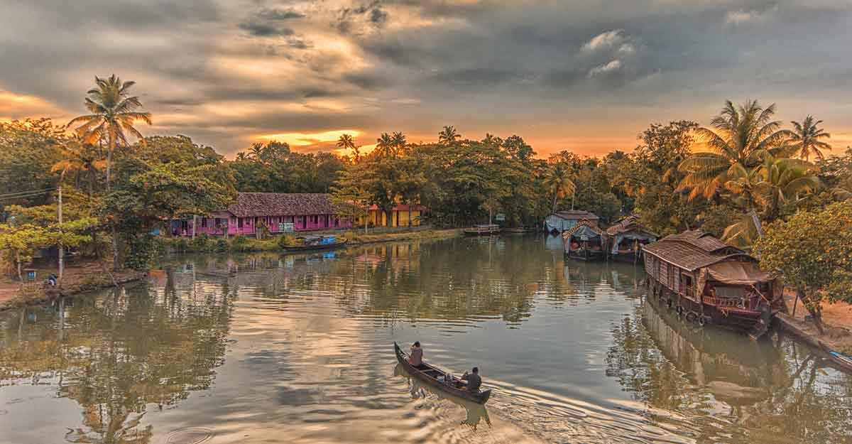 Kerala Scenic Holidays tour Image
