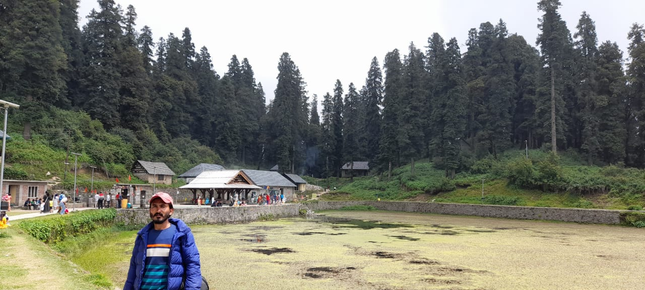 Kamrunag to Shikari Devi tour Image