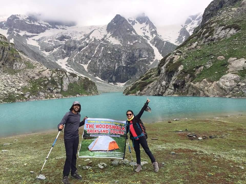 Tuliyan Lake Trek Image