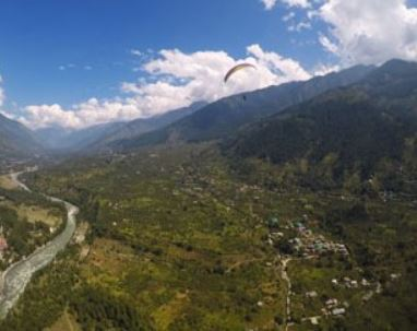 Paragliding - The Utmost Experience Image
