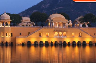 Golden Triangle with Rajasthan Image