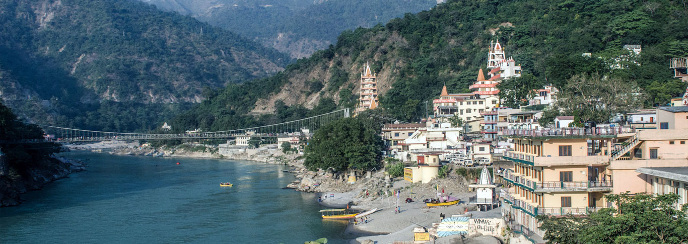 GOLDEN TRIANGLE WITH RISHIKESH TOUR PACKAGE Image