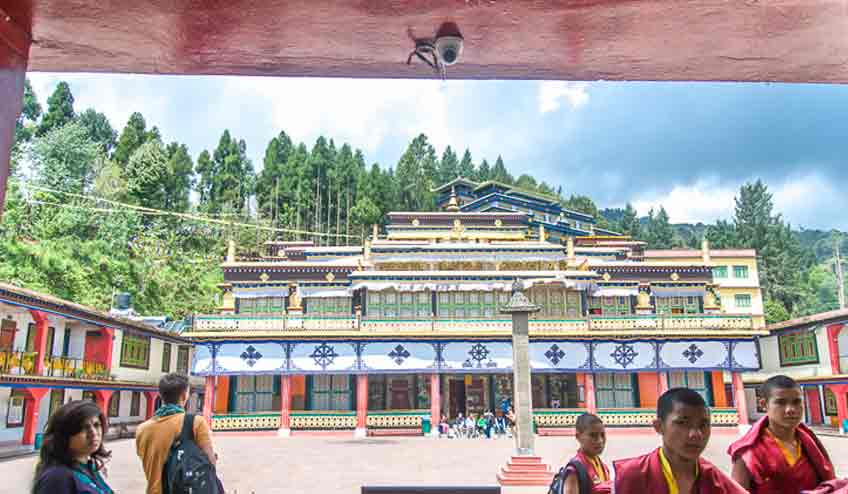Gangtok Sikkim Package Image