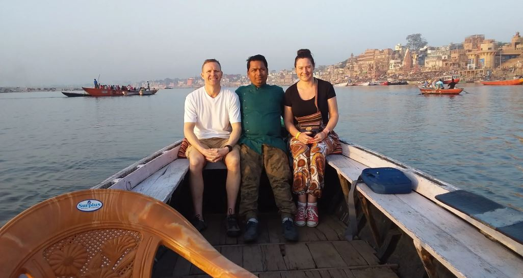 Tour Guide & Travel writer from India Image
