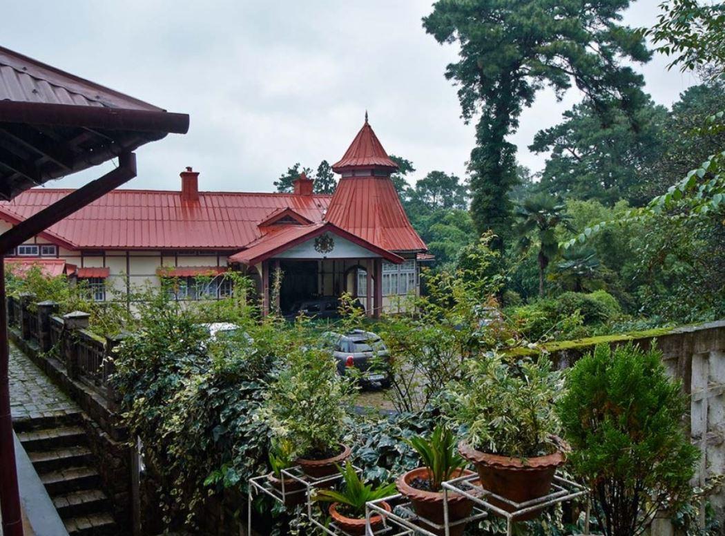 Tripura Castle Image